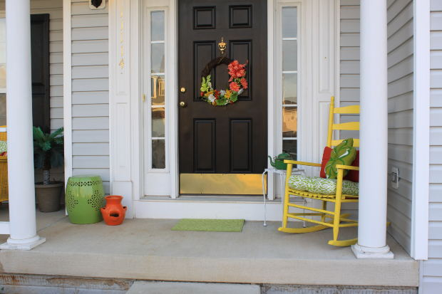 Feng shui for your front door carol olmstead for Feng shui back door
