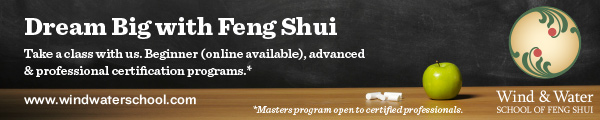 Wind and Water School of Feng Shui with Carole Hyder