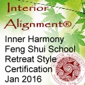Inner Harmony Feng Shui School Interior Alignment with LuAnn Cibik