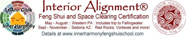 Interior Alignment Training with Master Teacher LuAnn Cibik