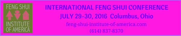 Feng Shui Institute of America Conference