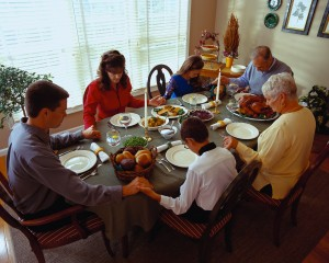 Feng Shui and the Holidays - Dining