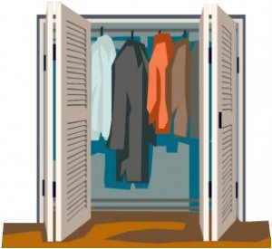 Closet   Clearing With Feng Shui