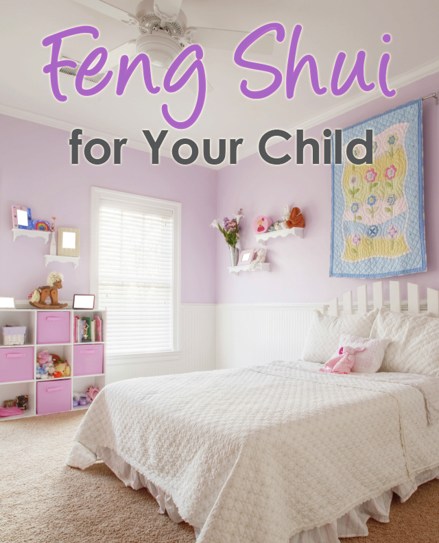 A Check List For Creating Healthy Children's Room