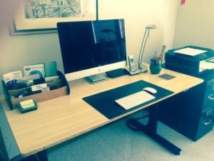 The Impact of a Stand Desk
