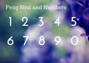Lucky and Unlucky Numbers in Feng Shui