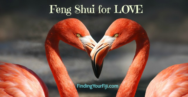 Feng Shui for Love by Kim Julen
