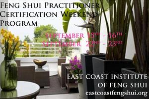 Feng Shui Practitioner Certification Weekend Program with Michelle Luongo