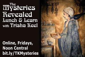 Lunch and Learn with Trisha Keel, Tomorrow's Key