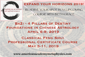 American Academy of Metaphysics 2019 Training with Beth Grace