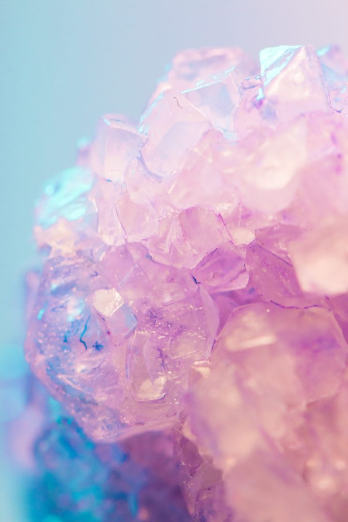 A Beginner's Guide to Crystals by Anita Rosenberg