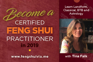 Comprehensive 5 Day Feng Shui Training with Tina Falk