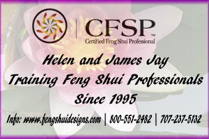 Feng Shui Designs with Helen and James Jay