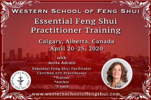 Western School of Feng Shui, Calgary