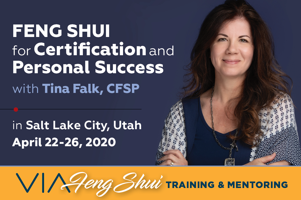 VIA Feng Shui with Tina Falk