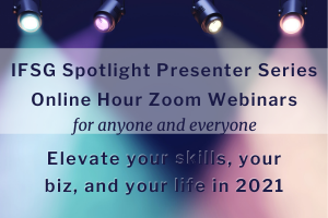 2021 Spotlight Presenter Series