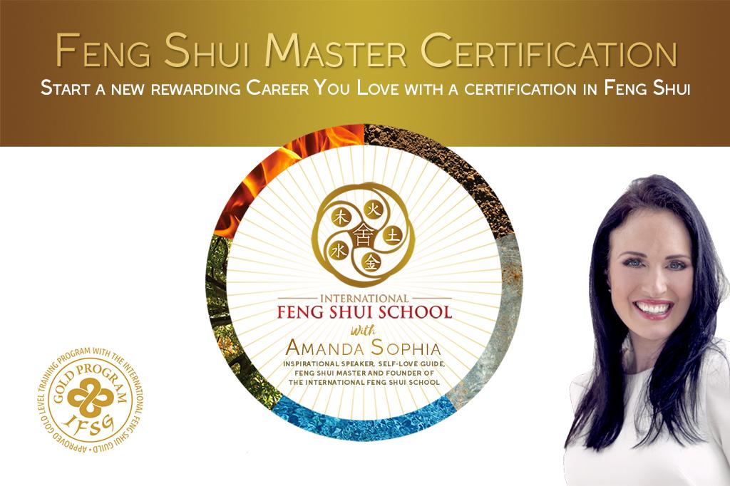 Feng Shui Mastery with Amanda Sophia