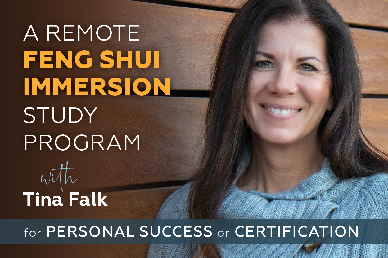 Feng Shui Immersion with Tina Falk
